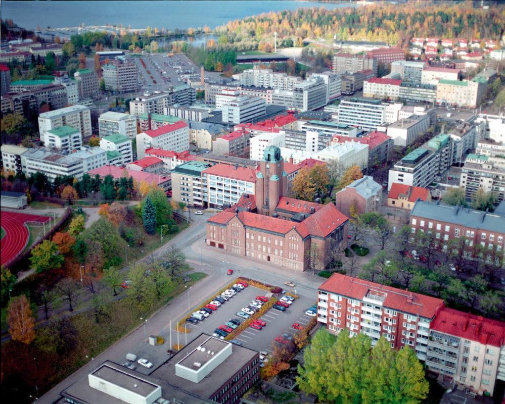 Lahti Heinola Bussi